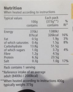 tesco-thai-curry-nutritional-info